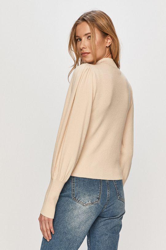 Vero Moda - Sveter  27% Nylón, 23% Polyester, 50% Viskóza