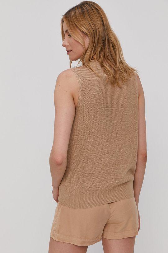 Vero Moda - Bluzka 25 % Akryl, 25 % Bawełna, 50 % Wiskoza LENZING ECOVERO