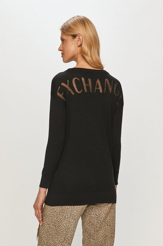 Armani Exchange - Sweter 60 % Bawełna, 40 % Poliester