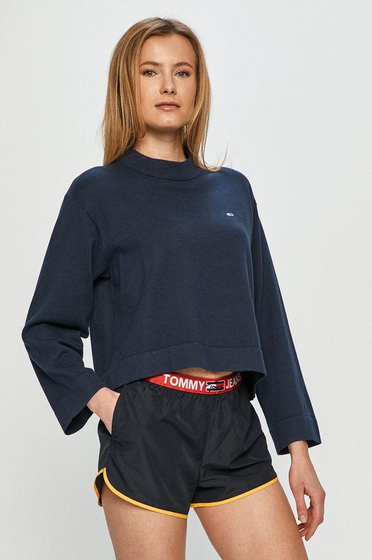 bleumarin Tommy Jeans - Pulover De femei