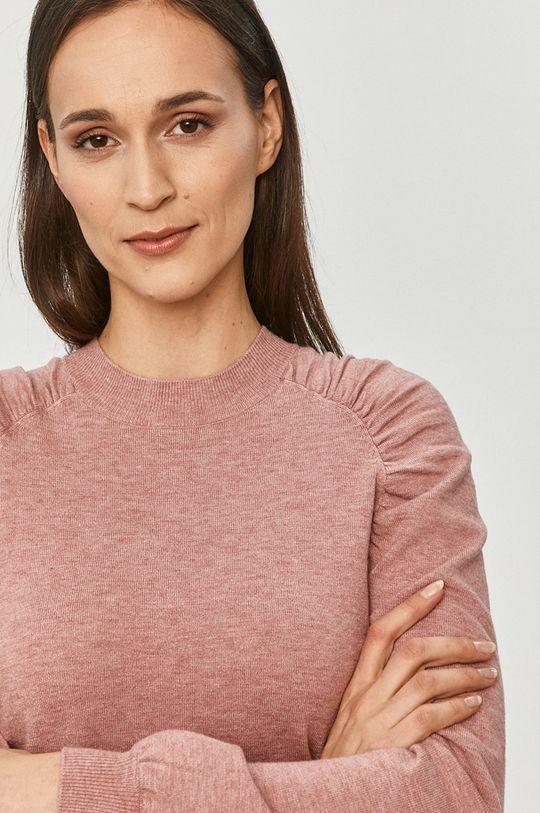 roz violet Jacqueline de Yong - Pulover