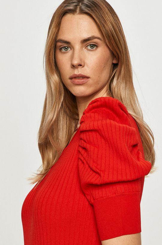czerwony Morgan - Sweter