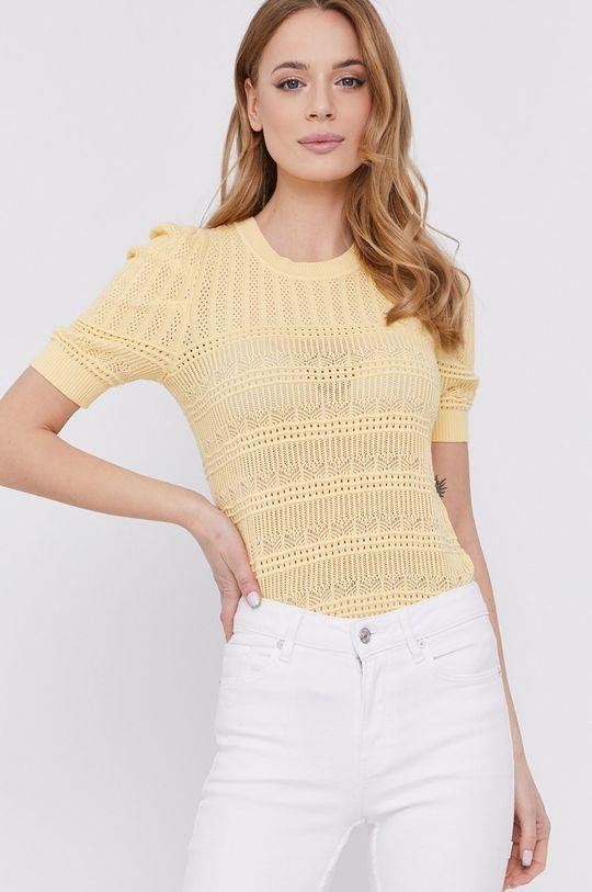 żółty Morgan - Sweter