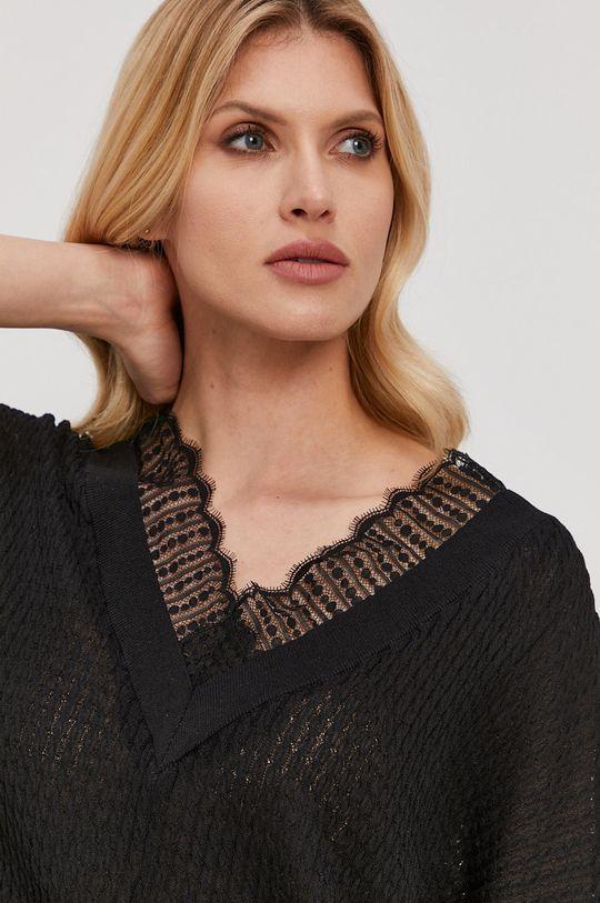 czarny Morgan - Sweter