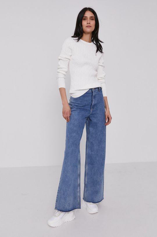 Gant - Sweter biały