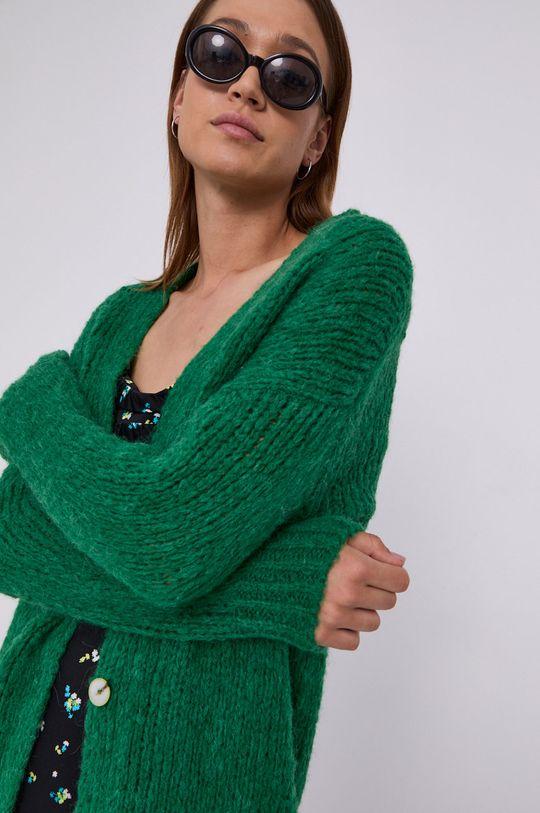 zelená BIMBA Y LOLA - Kardigan