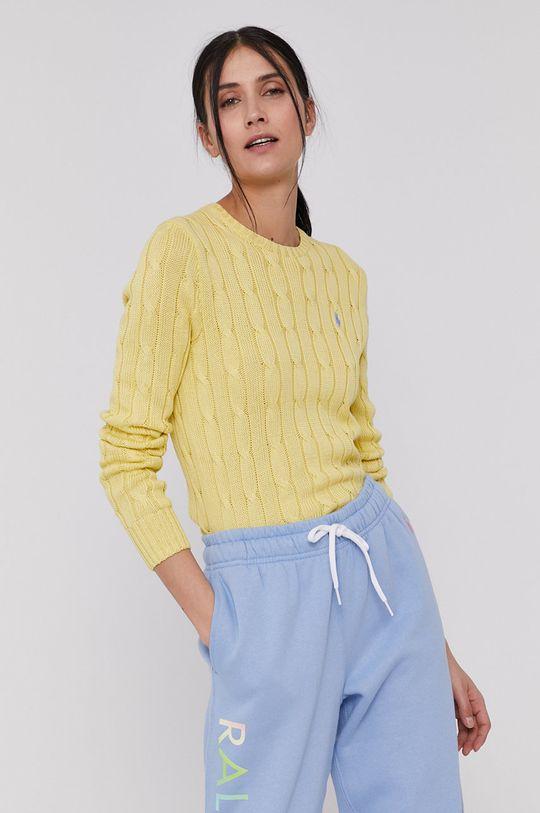 galben Polo Ralph Lauren - Pulover De femei