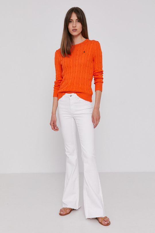 Polo Ralph Lauren - Svetr oranžová