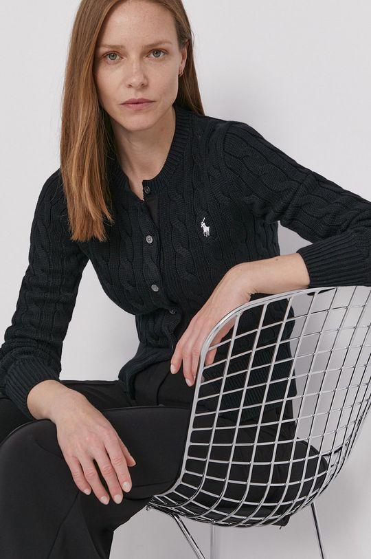 czarny Polo Ralph Lauren - Sweter