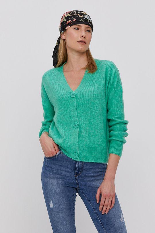 zelená Vero Moda - Svetr Dámský