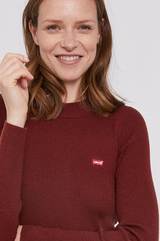 brązowy Levi's - Sweter