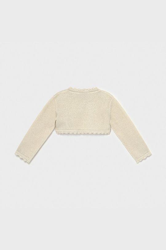 Mayoral - Detský sveter  80% Bavlna, 3% Elastan, 17% Polyamid