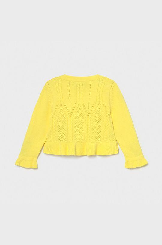 Mayoral - Detský sveter žltá