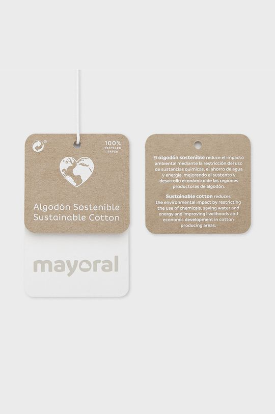 žltá Mayoral - Detský sveter
