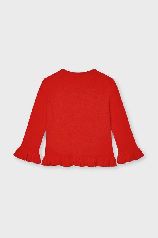 Mayoral - Sweter dziecięcy czerwony