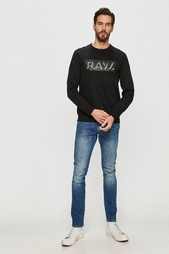 G-Star Raw - Mikina černá
