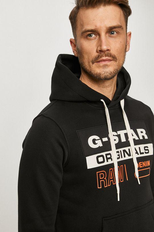 czarny G-Star Raw - Bluza