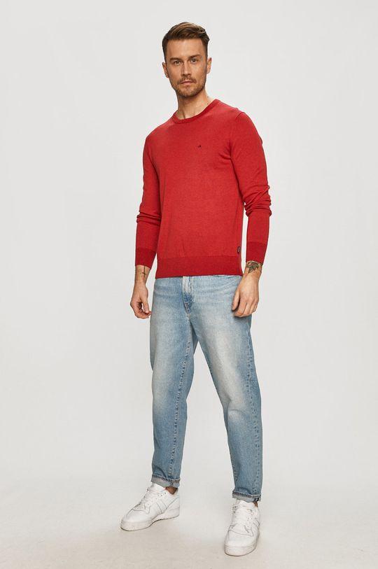 Calvin Klein - Svetr červená