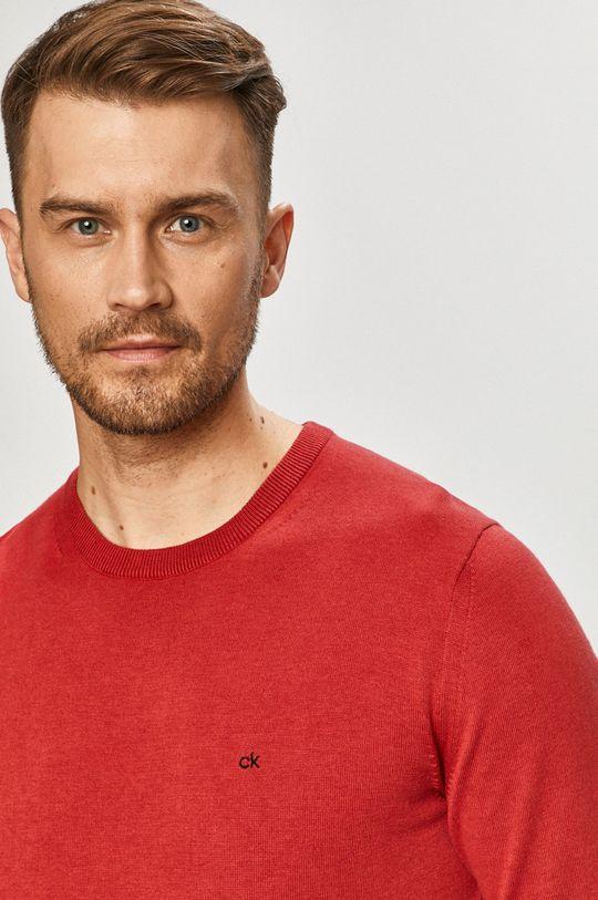červená Calvin Klein - Svetr