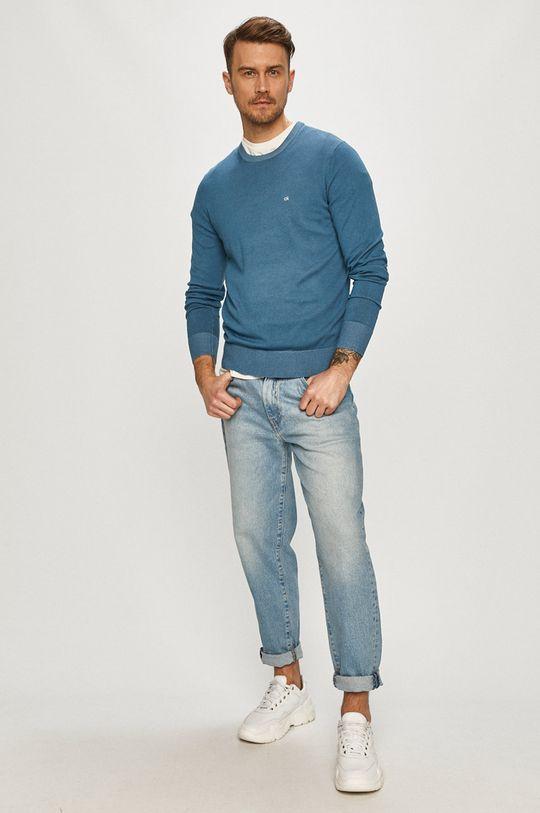 Calvin Klein - Svetr modrá