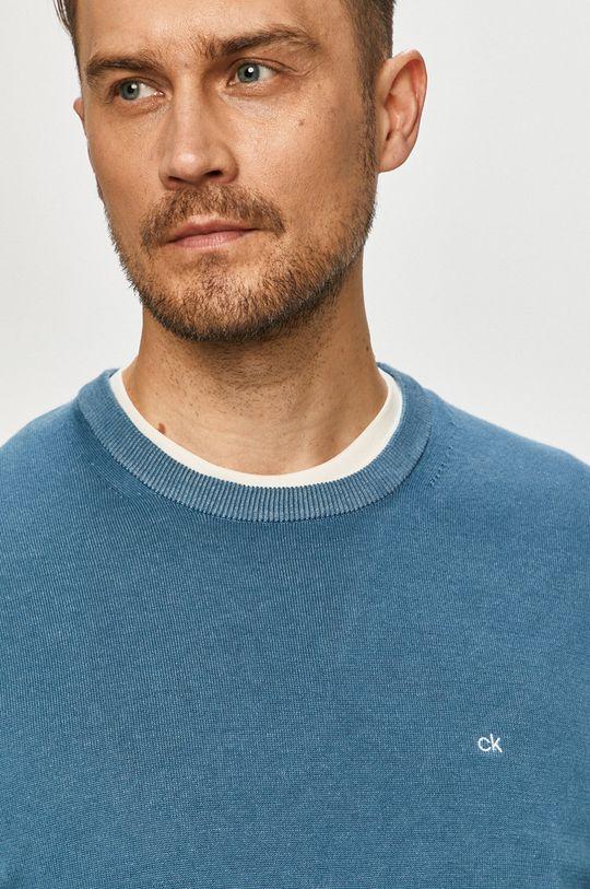 modrá Calvin Klein - Svetr