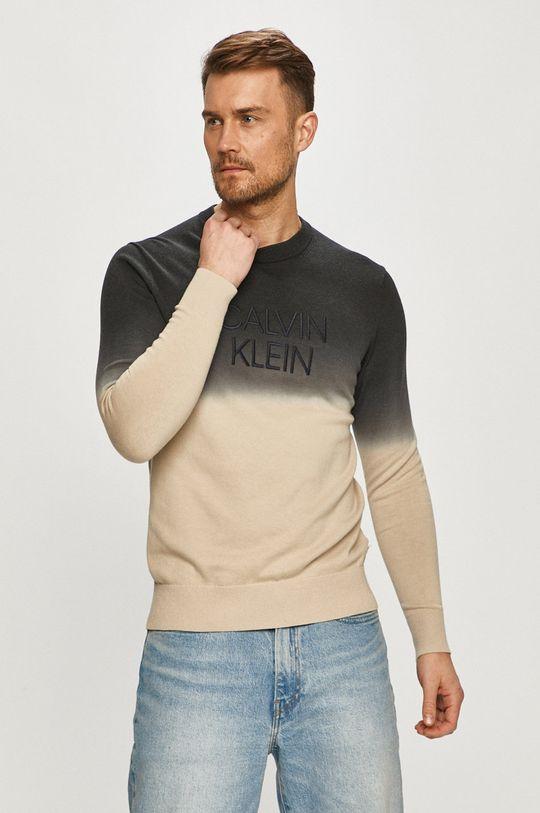 černá Calvin Klein - Svetr Pánský