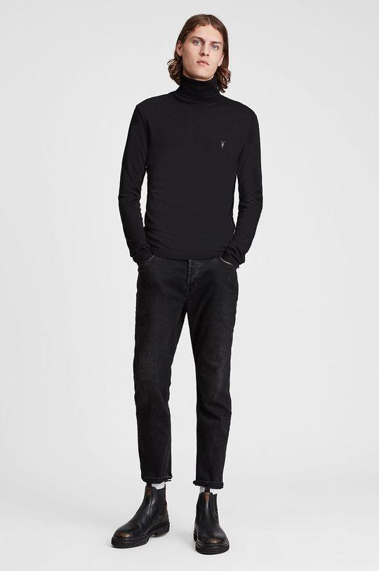 AllSaints - Sweter 50 % Bawełna, 50 % Modal
