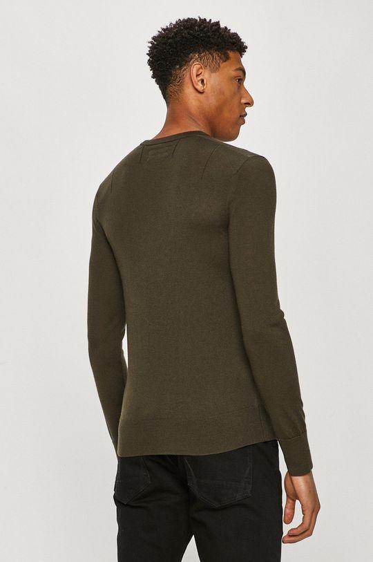 AllSaints - Sweter 100 % Wełna merynosów