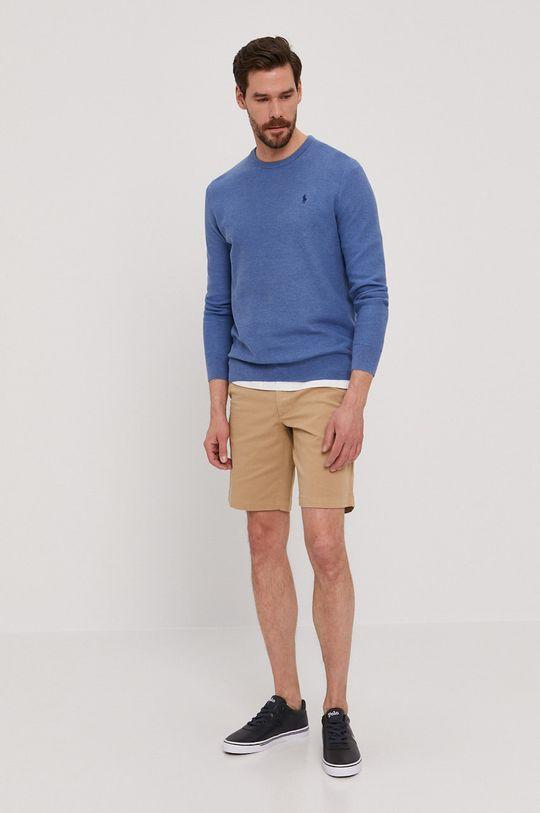 Polo Ralph Lauren - Sweter niebieski