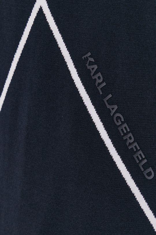Karl Lagerfeld - Sweter Męski