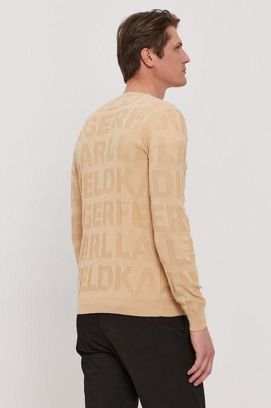 Karl Lagerfeld - Sweter 100 % Bawełna