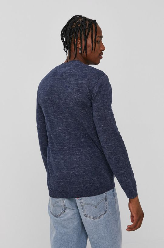 Tommy Jeans - Pulover  100% Bumbac organic