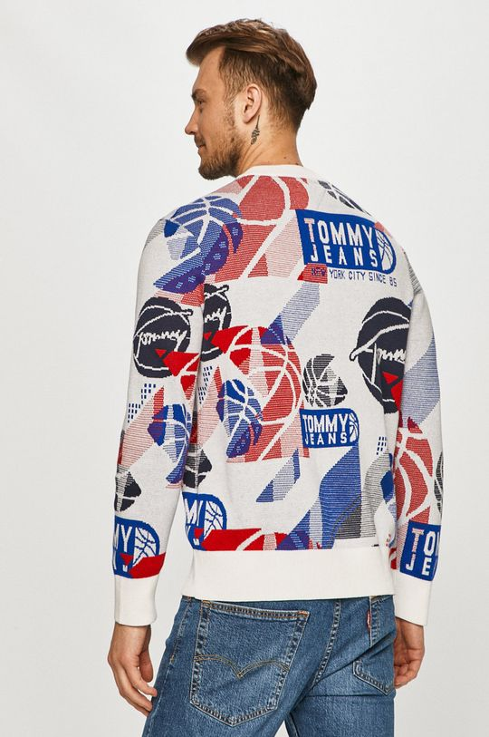 Tommy Jeans - Pulover  100% Bumbac