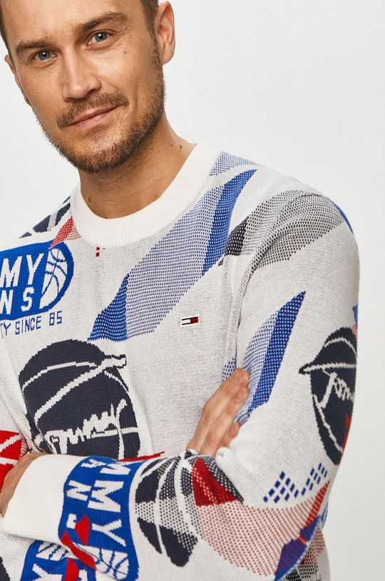 multicolor Tommy Jeans - Pulover