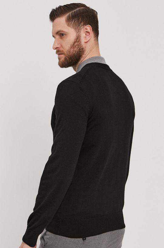 Boss - Sweter 100 % Bawełna