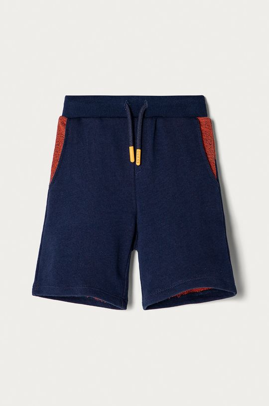 bleumarin Guess - Pantaloni scurti copii 92-122 cm De băieți