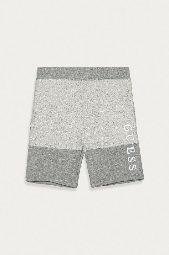 sivá Guess - Detské krátke nohavice 92-122 cm Chlapčenský