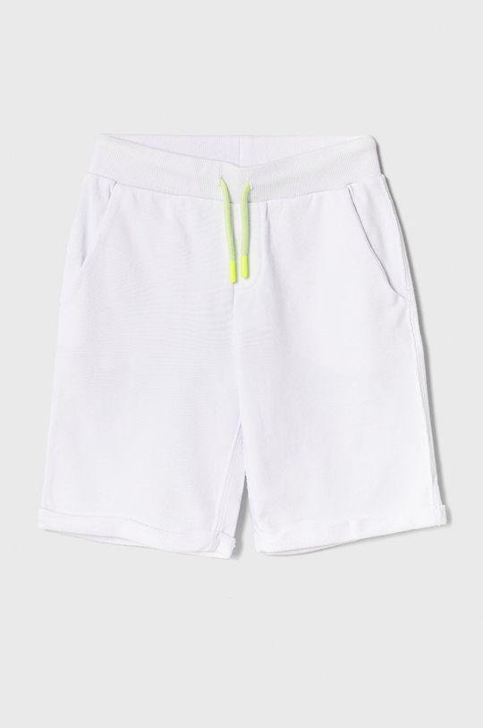 biały Guess - Szorty dziecięce 104-175 cm Chłopięcy