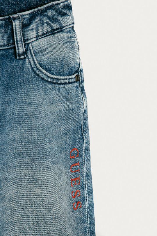 Guess - Szorty jeansowe dziecięce 116-175 cm niebieski