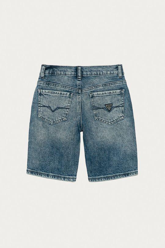 Guess - Szorty jeansowe dziecięce 116-175 cm 99 % Bawełna, 1 % Elastan