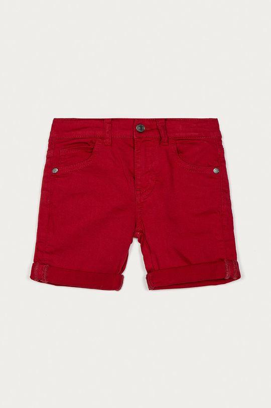 červená Guess - Dětské riflové kraťasy 92-122 cm Chlapecký