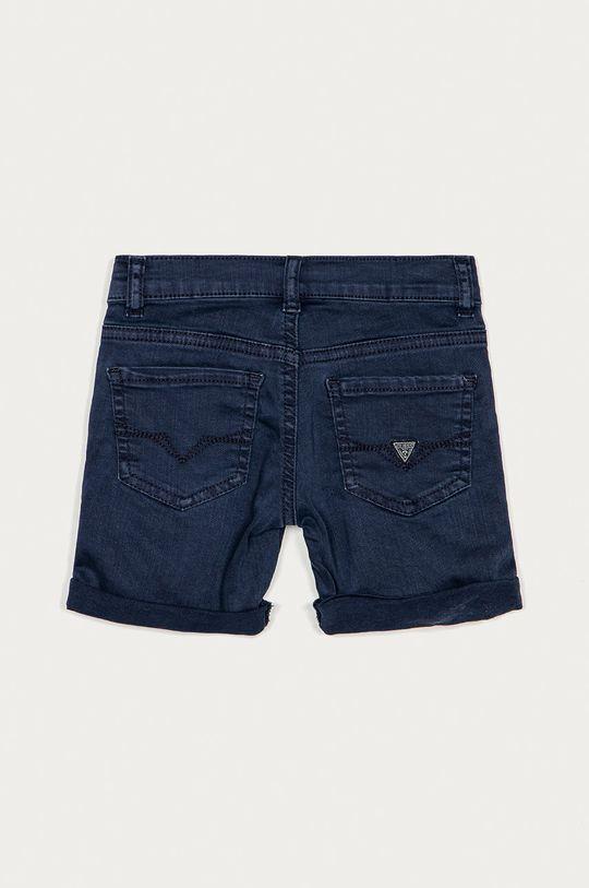Guess - Szorty jeansowe dziecięce 92-122 cm granatowy