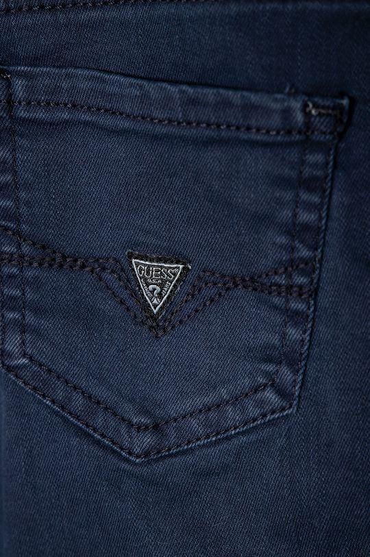 Guess - Szorty jeansowe dziecięce 92-122 cm 98 % Bawełna, 2 % Elastan