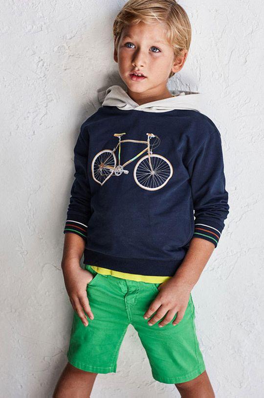 sýto zelená Mayoral - Detské krátke nohavice Chlapčenský