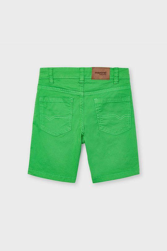 sýto zelená Mayoral - Detské krátke nohavice