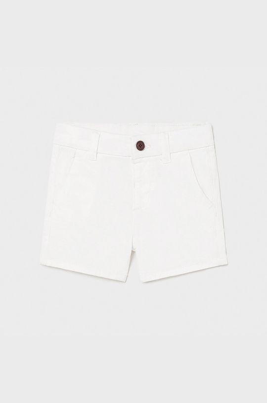 biela Mayoral - Detské krátke nohavice 68-98 cm Chlapčenský