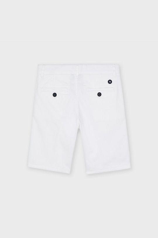 Mayoral - Detské krátke nohavice biela