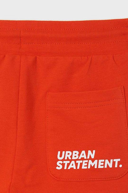 červená Mayoral - Detské krátke nohavice