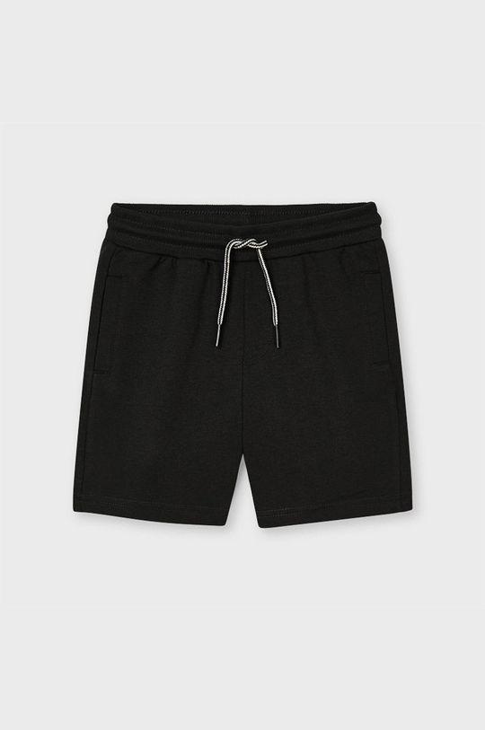 negru Mayoral - Pantaloni scurti copii De băieți