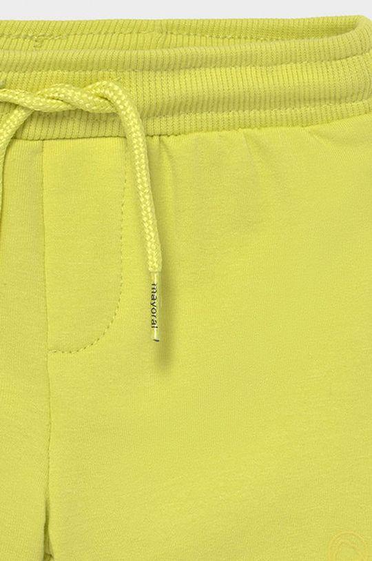 Mayoral - Detské krátke nohavice  58% Bavlna, 4% Elastan, 38% Polyester